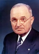 Harry S. Truman of the U.S. (1884-1972)