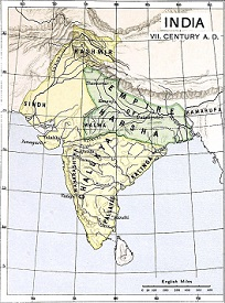 Harsha Empire