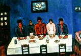 'Fishermans Last Supper' by Marsden Hartley, 1940-1