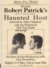 'Haunted Host', 1964
