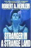 'Stranger in a Strange Land', by Robert A. Heinlein (1907-88), 1961