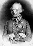 Austrian Field Marshal Count Heinrich von Bellegarde (1756-1845)