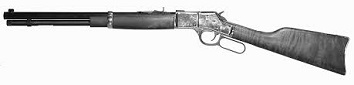 Henry Repeating Rifle, 1860
