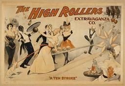 'High Rollers Extravaganza', 1899