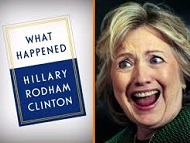 'What Happened' by Hillary Clinton (1947-), 2017