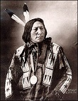 Sioux Chief Hollow Horn Bear (1850-1913)