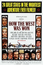 'How the West Was Won', 1963