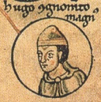 Count Hugh the Younger of Vermandois (1057-1101)