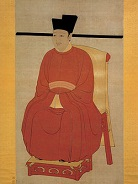 Chinese Song Emperor Huizong (1082-1135)