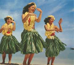 Hula Dancers, Female