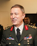 Turkish Gen. Hulusi Akar (1952-)