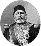 Huseyin Avni Pasha of Turkey (1820-76)