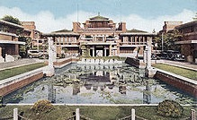 Tokyo Imperial Hotel, 1923