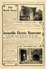 Invincible Electric Renovator, 1907