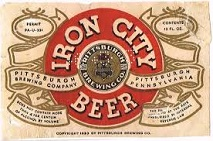 Iron City Logo