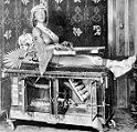 'Isis the Zither-Playing Robot', 1940