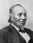 Chief Isparhecher (1829-1902)