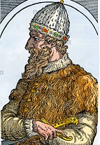 Ivan III the Great of Russia (1440-1505)