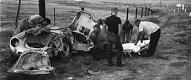 James Dean's Crash, Sept. 30, 1955