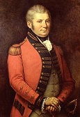 British Gen. John Graves Simcoe (1752-1806)