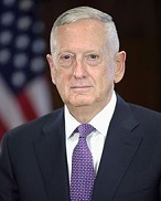 Gen. James N. Mattis of the U.S. (1950-)