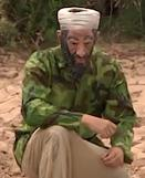 James O'Keefe (1984-) as Osama bin Laden, 2014