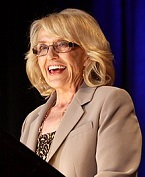 Jan Brewer of the U.S. (1944-)
