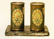 'Painted Bronze (Ale Cans)' by Jasper Johns (1930-), 1960