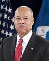 Jeh Johnson of the U.S. (1957-)