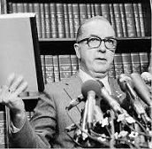 Jesse Helms of the U.S. (1921-2008)