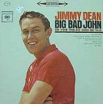 Jimmy Dean (1928-2010), 'Big Bad John', 1961