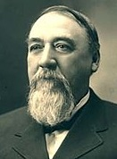 J.J. McAlester of the U.S. (1842-1920)