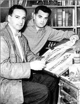 Joe Simon (1913-2011) and Jack Kirby (1917-94)