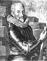 Duke Johann Tserclais Tilly of Bohemia (1559-1632)