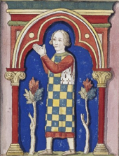 Duke John I the Red of Brittany (1217-86)