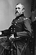 Union Gen. John Gross Barnard (1815-82)