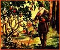 'Johnny Appleseed' John Chapman (1774-1845)
