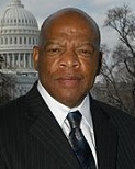 John Robert Lewis of the U.S. (1940-)