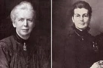 Eleanor Jourdain (1863-1924) and Charlotte Anne Moberly (1846-1937)