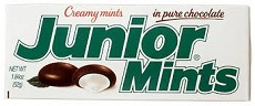 Junior Mints, 1949
