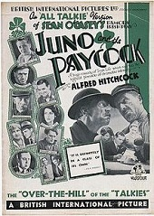 'Juno and the Paycock', 1930