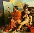 'Jupiter and Mercury' by Dosso Dossi (1483-1542), 1525