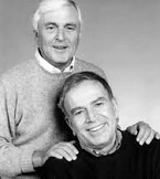 John Kander (1927-) and Fred Ebb (1928-2004)