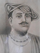 Indian Maratha Adm. Kanhoji Angre (1669-1729)