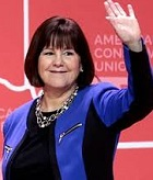 Karen Pence of the U.S. (1958-)