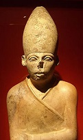Egyptian Pharaoh Khasekhemwy, -2690
