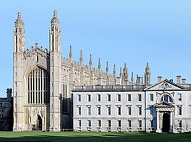 King's College Chapel, Cambridge, 1446