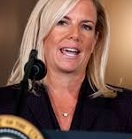 Kirstjen Nielsen of the U.S. (1972-)