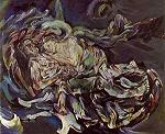 'Bride of the Wind' by Oskar Kokoschka (1886-1980), 1913