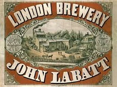 Labatt London Ad